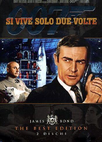 TOP 10 - I MIGLIORI FILM DELLA SAGA DI 007 (3/6)