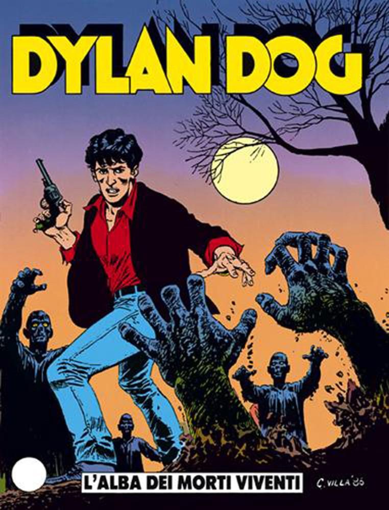 TOP 10- I MIGLIORI ALBI DI DYLAN DOG (2/6)