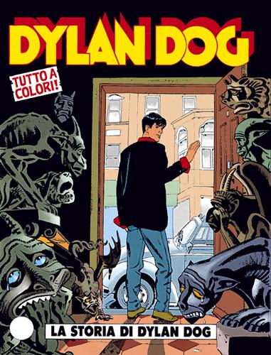 TOP 10- I MIGLIORI ALBI DI DYLAN DOG (4/6)