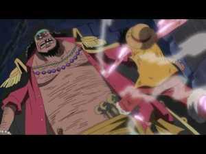 Rufy vs Barbanera