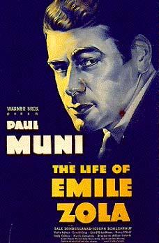 Vita di Emilio Zola, La