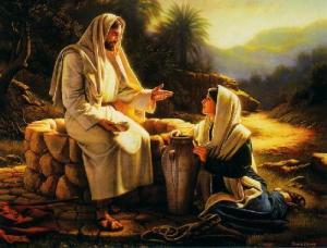 Gesù-Samaritana